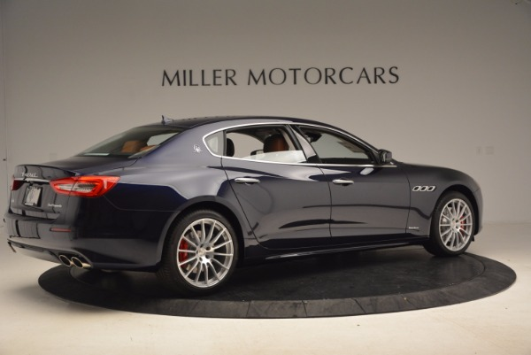 New 2018 Maserati Quattroporte S Q4 GranLusso for sale Sold at Bentley Greenwich in Greenwich CT 06830 8