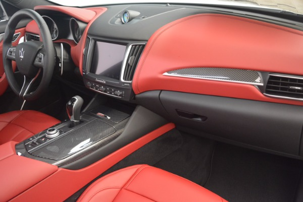 New 2018 Maserati Levante Q4 GranSport for sale Sold at Bentley Greenwich in Greenwich CT 06830 15
