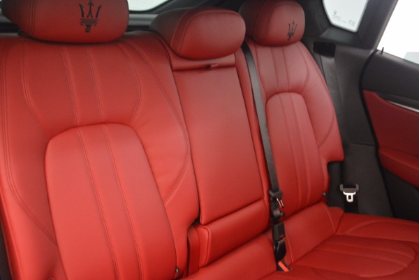 New 2018 Maserati Levante Q4 GranSport for sale Sold at Bentley Greenwich in Greenwich CT 06830 26