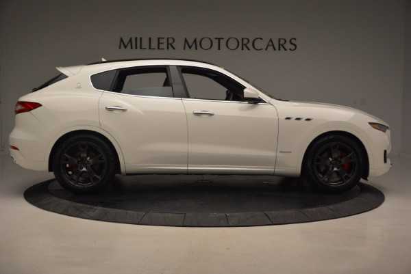 New 2018 Maserati Levante Q4 GranSport for sale Sold at Bentley Greenwich in Greenwich CT 06830 9