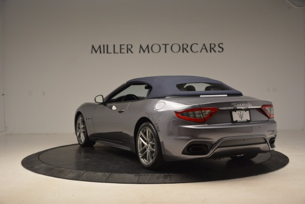Used 2018 Maserati GranTurismo Sport Convertible for sale Sold at Bentley Greenwich in Greenwich CT 06830 10