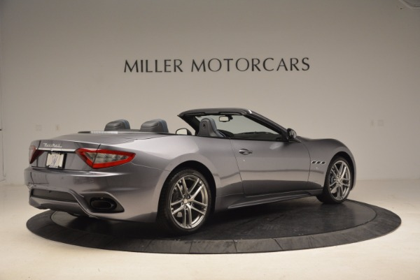 Used 2018 Maserati GranTurismo Sport Convertible for sale Sold at Bentley Greenwich in Greenwich CT 06830 15