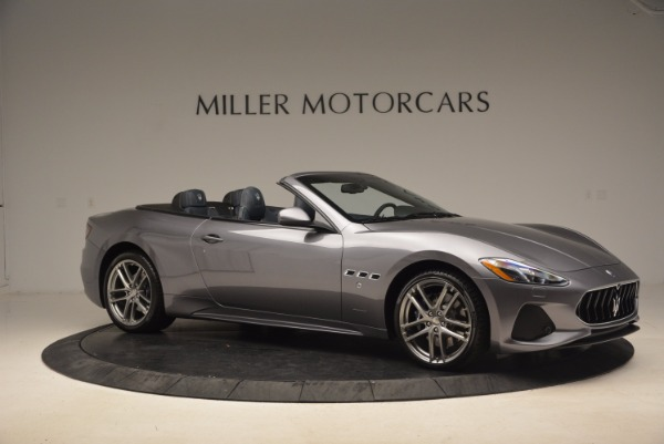 Used 2018 Maserati GranTurismo Sport Convertible for sale Sold at Bentley Greenwich in Greenwich CT 06830 19