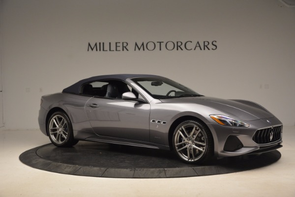 Used 2018 Maserati GranTurismo Sport Convertible for sale Sold at Bentley Greenwich in Greenwich CT 06830 20