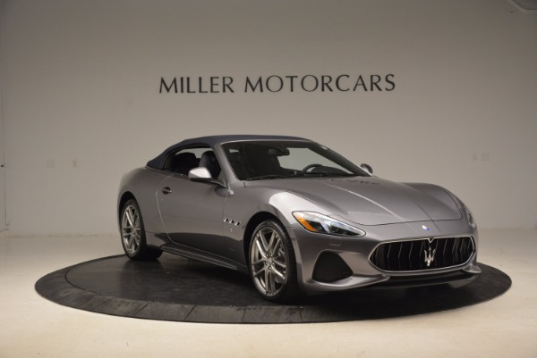 Used 2018 Maserati GranTurismo Sport Convertible for sale Sold at Bentley Greenwich in Greenwich CT 06830 22