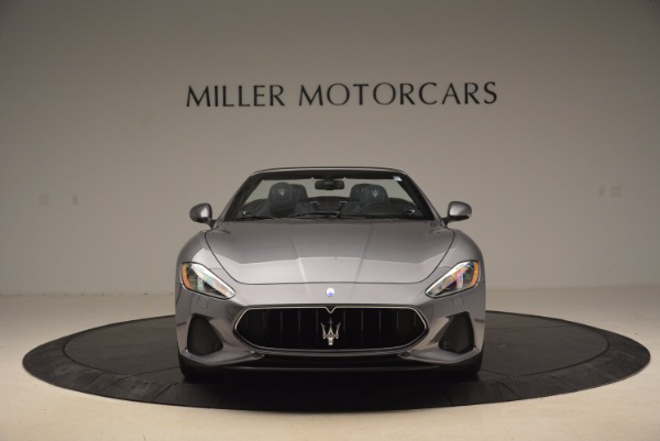 Used 2018 Maserati GranTurismo Sport Convertible for sale Sold at Bentley Greenwich in Greenwich CT 06830 23