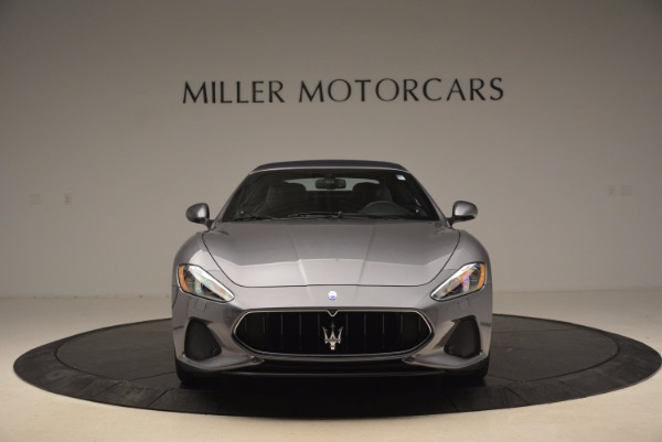 Used 2018 Maserati GranTurismo Sport Convertible for sale Sold at Bentley Greenwich in Greenwich CT 06830 24