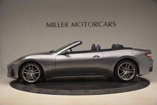 New 2018 Maserati GranTurismo Sport for sale Sold at Bentley Greenwich in Greenwich CT 06830 15