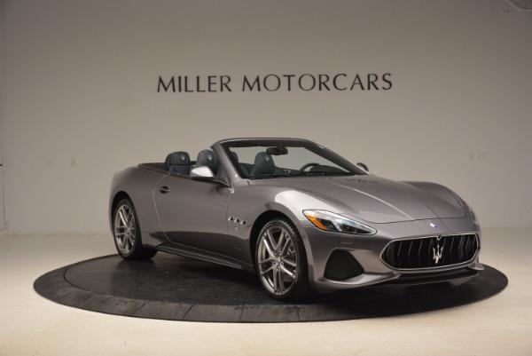 New 2018 Maserati GranTurismo Sport for sale Sold at Bentley Greenwich in Greenwich CT 06830 23