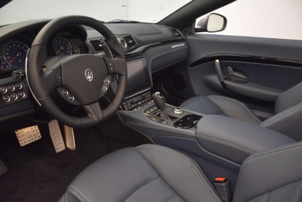 New 2018 Maserati GranTurismo Sport for sale Sold at Bentley Greenwich in Greenwich CT 06830 25