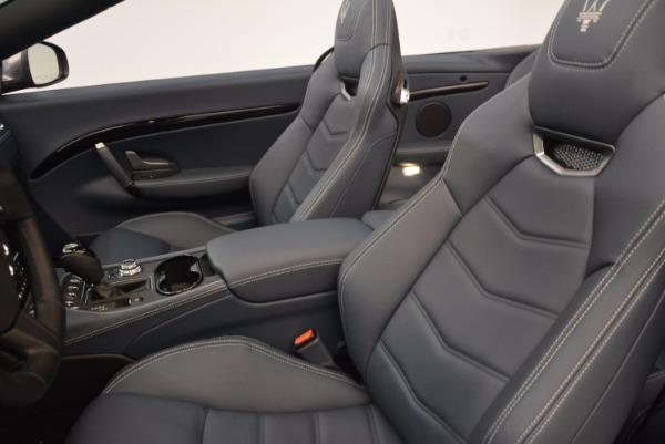 New 2018 Maserati GranTurismo Sport for sale Sold at Bentley Greenwich in Greenwich CT 06830 27