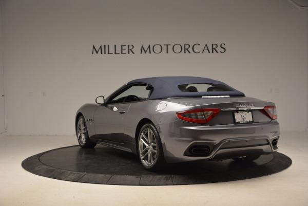 New 2018 Maserati GranTurismo Sport for sale Sold at Bentley Greenwich in Greenwich CT 06830 5
