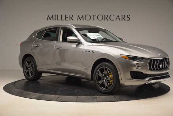 New 2018 Maserati Levante Q4 GranLusso for sale Sold at Bentley Greenwich in Greenwich CT 06830 10