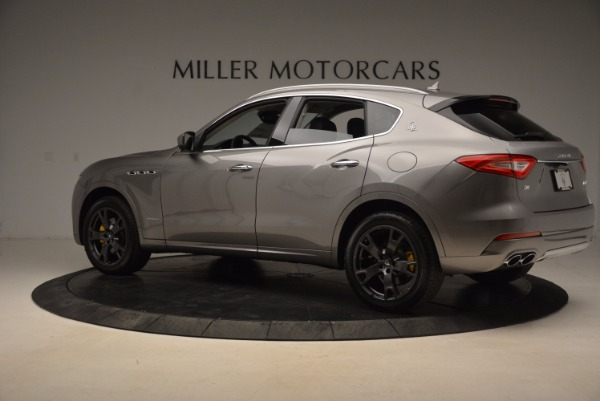 New 2018 Maserati Levante Q4 GranLusso for sale Sold at Bentley Greenwich in Greenwich CT 06830 4