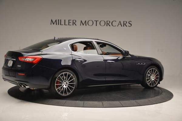 New 2016 Maserati Ghibli S Q4 for sale Sold at Bentley Greenwich in Greenwich CT 06830 8