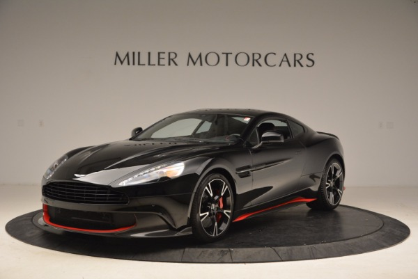 Used 2018 Aston Martin Vanquish S for sale Sold at Bentley Greenwich in Greenwich CT 06830 2