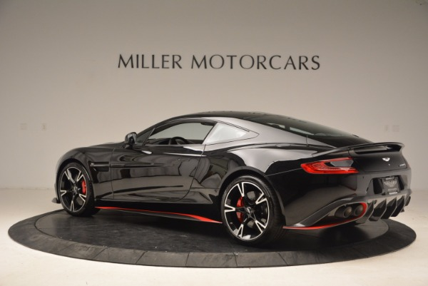 Used 2018 Aston Martin Vanquish S for sale Sold at Bentley Greenwich in Greenwich CT 06830 4