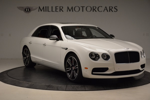 New 2017 Bentley Flying Spur V8 S for sale Sold at Bentley Greenwich in Greenwich CT 06830 12