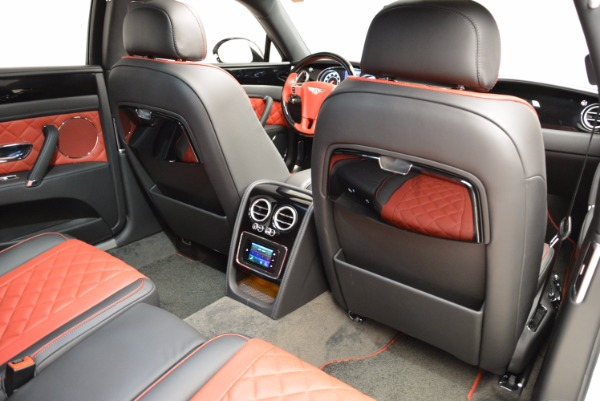 New 2017 Bentley Flying Spur V8 S for sale Sold at Bentley Greenwich in Greenwich CT 06830 24