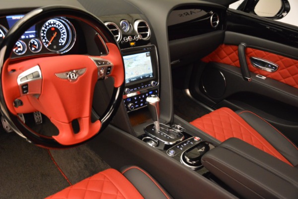 New 2017 Bentley Flying Spur V8 S for sale Sold at Bentley Greenwich in Greenwich CT 06830 28