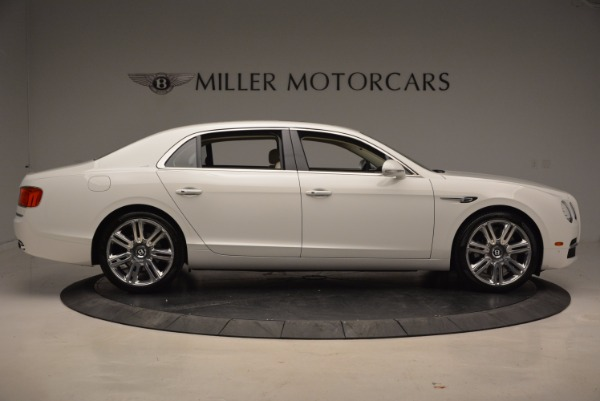 New 2017 Bentley Flying Spur W12 for sale Sold at Bentley Greenwich in Greenwich CT 06830 10