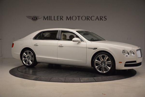 New 2017 Bentley Flying Spur W12 for sale Sold at Bentley Greenwich in Greenwich CT 06830 11