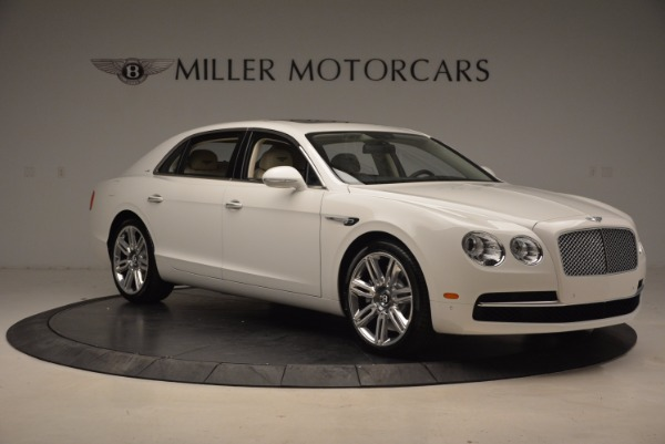 New 2017 Bentley Flying Spur W12 for sale Sold at Bentley Greenwich in Greenwich CT 06830 12