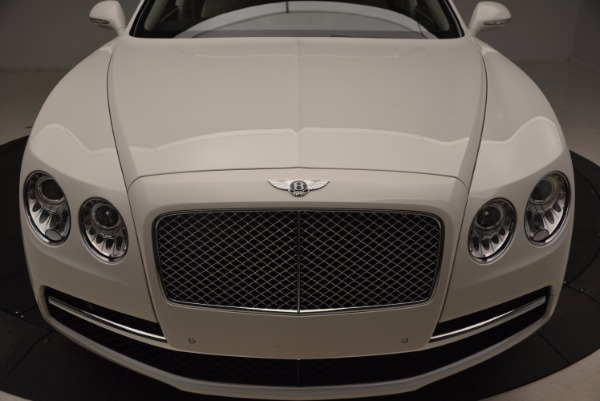 New 2017 Bentley Flying Spur W12 for sale Sold at Bentley Greenwich in Greenwich CT 06830 14
