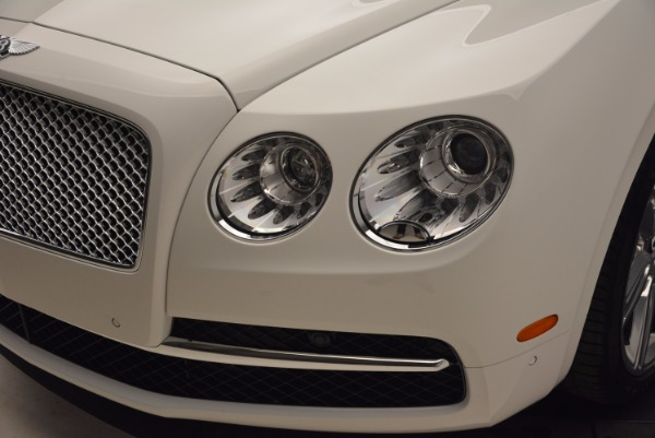 New 2017 Bentley Flying Spur W12 for sale Sold at Bentley Greenwich in Greenwich CT 06830 16