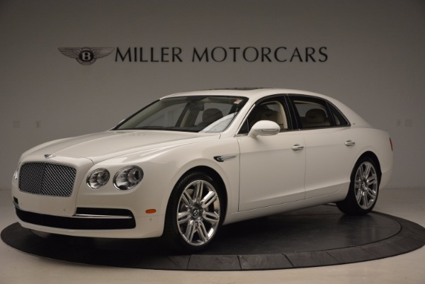 New 2017 Bentley Flying Spur W12 for sale Sold at Bentley Greenwich in Greenwich CT 06830 2