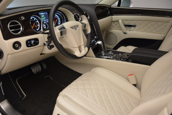 New 2017 Bentley Flying Spur W12 for sale Sold at Bentley Greenwich in Greenwich CT 06830 23