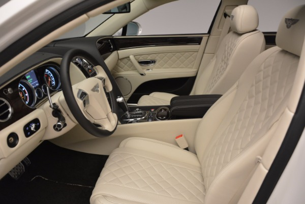 New 2017 Bentley Flying Spur W12 for sale Sold at Bentley Greenwich in Greenwich CT 06830 24