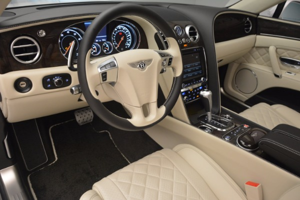 New 2017 Bentley Flying Spur W12 for sale Sold at Bentley Greenwich in Greenwich CT 06830 27