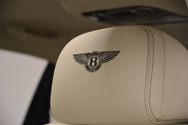 New 2017 Bentley Flying Spur W12 for sale Sold at Bentley Greenwich in Greenwich CT 06830 28