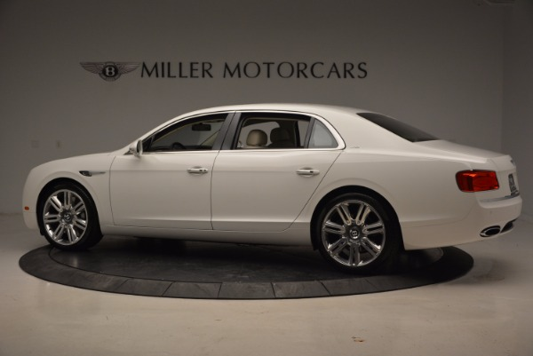 New 2017 Bentley Flying Spur W12 for sale Sold at Bentley Greenwich in Greenwich CT 06830 5