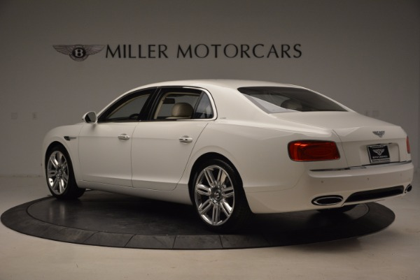 New 2017 Bentley Flying Spur W12 for sale Sold at Bentley Greenwich in Greenwich CT 06830 6