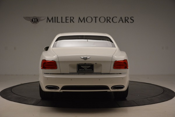 New 2017 Bentley Flying Spur W12 for sale Sold at Bentley Greenwich in Greenwich CT 06830 7