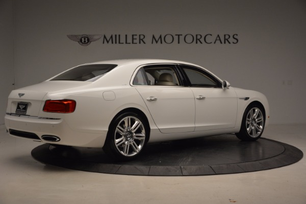 New 2017 Bentley Flying Spur W12 for sale Sold at Bentley Greenwich in Greenwich CT 06830 9