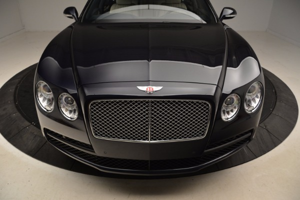 New 2017 Bentley Flying Spur V8 for sale Sold at Bentley Greenwich in Greenwich CT 06830 13
