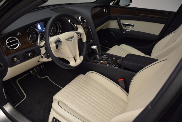 New 2017 Bentley Flying Spur V8 for sale Sold at Bentley Greenwich in Greenwich CT 06830 17