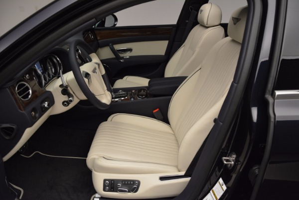 New 2017 Bentley Flying Spur V8 for sale Sold at Bentley Greenwich in Greenwich CT 06830 18