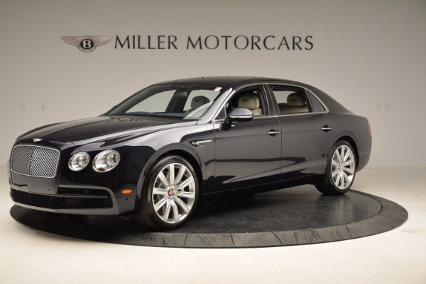 New 2017 Bentley Flying Spur V8 for sale Sold at Bentley Greenwich in Greenwich CT 06830 2