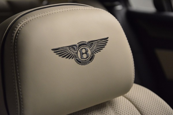 Used 2017 Bentley Flying Spur V8 for sale Call for price at Bentley Greenwich in Greenwich CT 06830 20