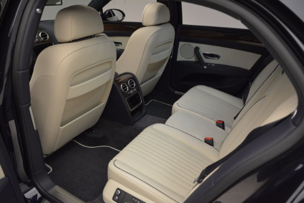 Used 2017 Bentley Flying Spur V8 for sale Call for price at Bentley Greenwich in Greenwich CT 06830 23