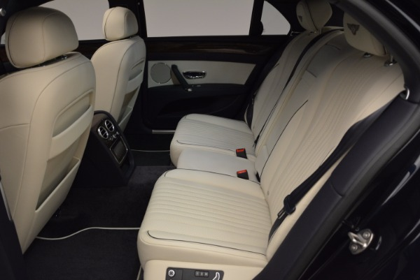 Used 2017 Bentley Flying Spur V8 for sale Call for price at Bentley Greenwich in Greenwich CT 06830 24