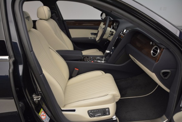 Used 2017 Bentley Flying Spur V8 for sale Call for price at Bentley Greenwich in Greenwich CT 06830 28