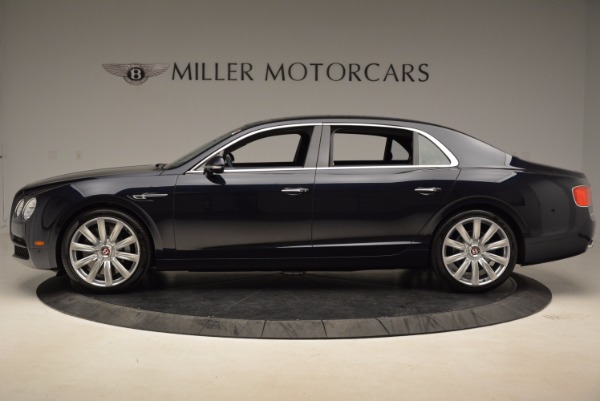 New 2017 Bentley Flying Spur V8 for sale Sold at Bentley Greenwich in Greenwich CT 06830 3