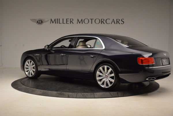 New 2017 Bentley Flying Spur V8 for sale Sold at Bentley Greenwich in Greenwich CT 06830 4