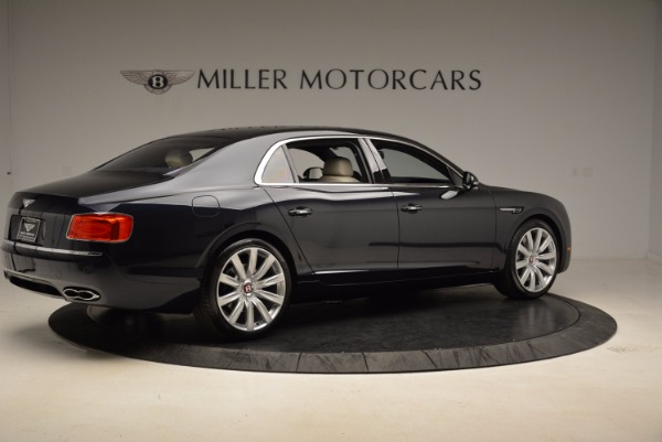 New 2017 Bentley Flying Spur V8 for sale Sold at Bentley Greenwich in Greenwich CT 06830 8