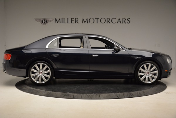 Used 2017 Bentley Flying Spur V8 for sale Call for price at Bentley Greenwich in Greenwich CT 06830 9